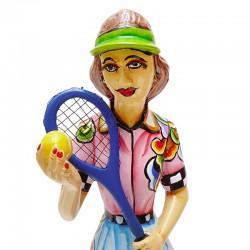 Joueuse de Tennis Ann L