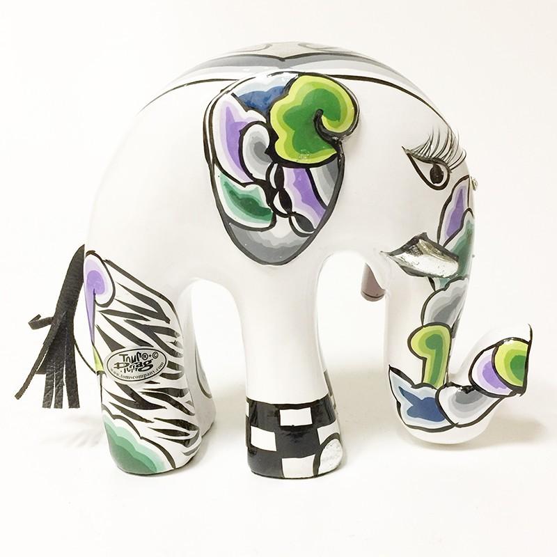 Elephant-S-white Tusker