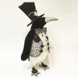 Mr belvedere penguin doll