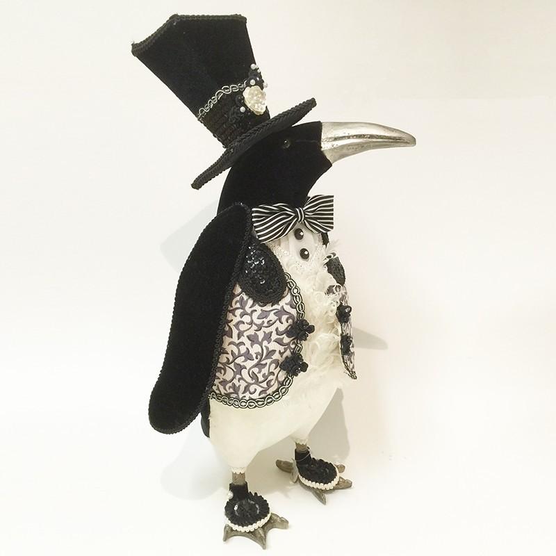 Mr belvedere penguin doll