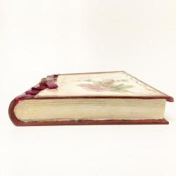 Boite livre avec illustration