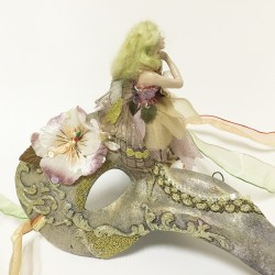 Fairy doctor mask tabletop