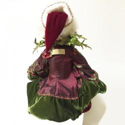 Hickory elf doll B