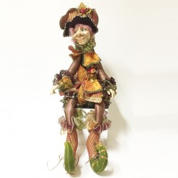 Hickory elf doll D