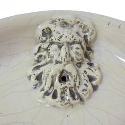 Coupe Ovale tête de lion